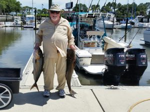 Jack Cobia fish