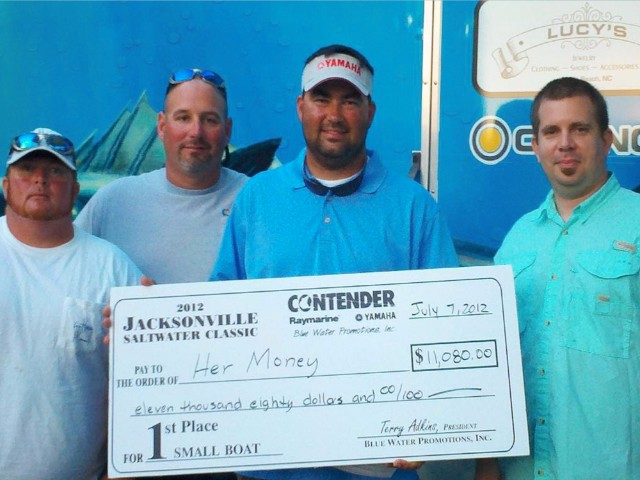 Her Money Fishing Charters Amelia Island Guides Association