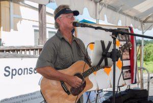 Music at Redfish Spot Tournament