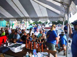 Redfish Spot Tournament Trophies