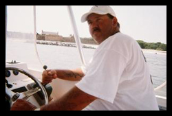 Captain Bill Supplee, Fish Town Charters